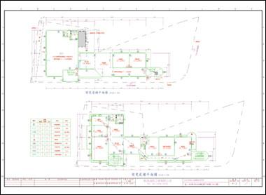 幼稚园平面设计图